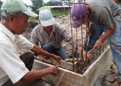 Preparación y construcción de cimientos: análisis y estructura para obtener medidas de cimientos
