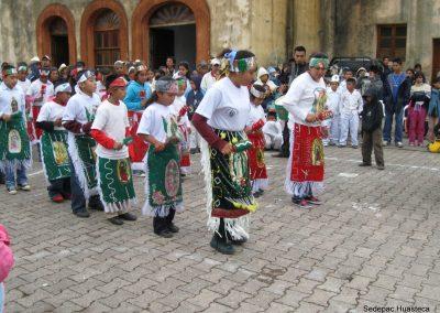 Danza Guadalupana, de Miramar Xilitla S.L.P.