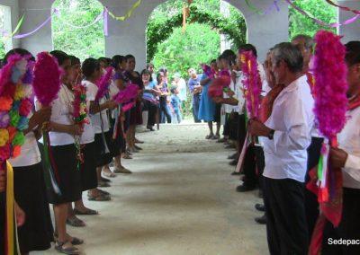 Danza Xochipitsahuatl de Ahuehueyo Xilitla S.L.P.