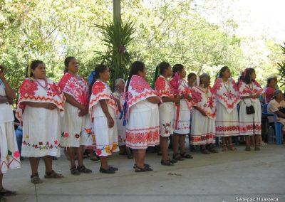 Danza de la Mazorca, de Uxtuapan Xilitla S.L.P.