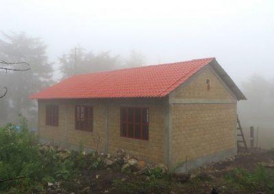Eco-construcción: brinda estabilidad térmica, buen aislamiento y alta masa térmica