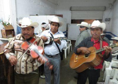 Trío de Huapangueros de Cuahuatl Xilitla S.L.P.