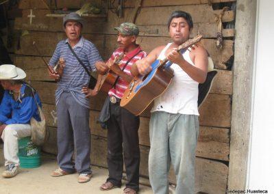 Trío de huapangueros de Petatillo Xilitla S.L.P.