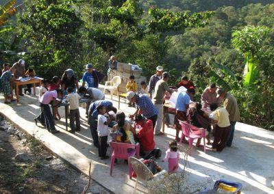 Concientización sobre uso de los baños secos ecológicos